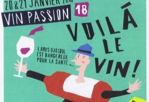 salon Vin Passion Bron 2018