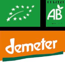 logos AB bio et Demeter